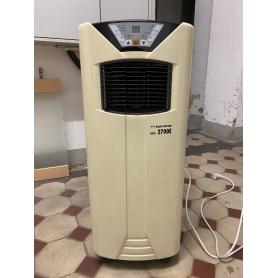 Bavaria BMK 2700 E 2360370 Monoblock-Klimagerät Klimaanlage kühlen 2700 Watt 32m² weiß (230009)