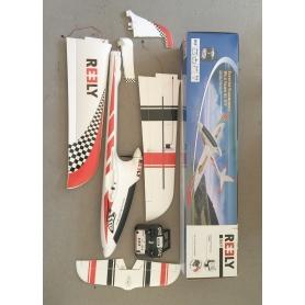 Reely Wild Hawk BL RC Segelflugmodell RtF 1650mm 1800mAh Mini-Servos (230007)