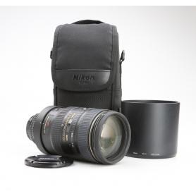 Nikon AF 4,5-5,6/80-400 VR ED D (230053)