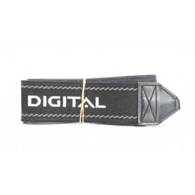 Canon EOS Digital Kamera Gurt Riemen Slip Strap Schwarz (216991)