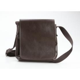 Marc O'Polo Leder Tasche Umhängetasche ca. 17x18x3 cm (230158)