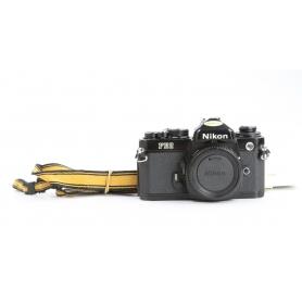 Nikon FE2 Schwarz (230216)