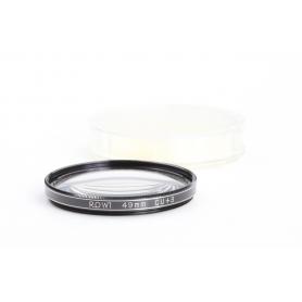 ROWI Close-up 49 mm Nahlinse CU+3 E49 (230213)