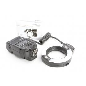 Walimex TTL Macro Ring Blitzgerät für Canon (230243)