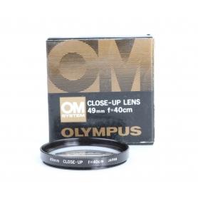 Olympus Close-Up Lens 49mm f=40cm (230085)