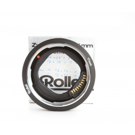 Rollei Zwischenring 17mm ET17 für SLX (230311)