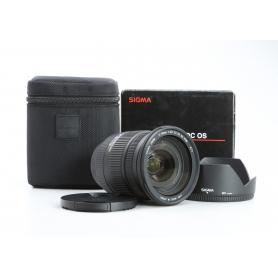 Sigma EX 2,8/17-50 DC IF HSM OS NI/AF D (230320)