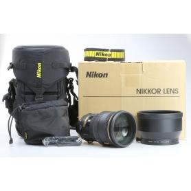 Nikon AF-S 2,0/200 G IF ED VR II (230350)