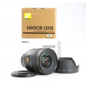Nikon AF-S 1,4/24 ED G (230351)