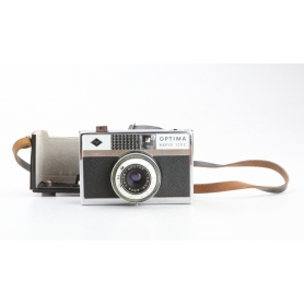 Agfa Optima Rapid 125C mit 35mm F/2,8 Objektiv (230275)