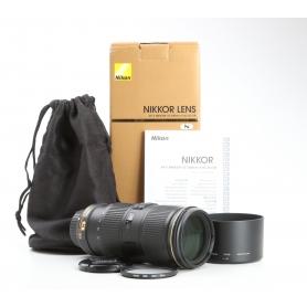 Nikon AF-S 4,0/70-200 G ED N VR (230373)