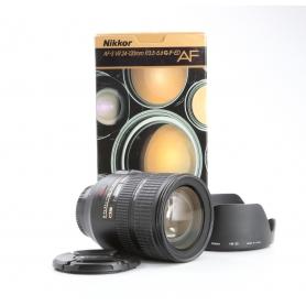 Nikon AF-S 3,5-5,6/24-120 G IF ED VR (230470)