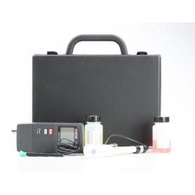 VOLTCRAFT PH-212 Bodenanalyse-Set pH-Wert (230457)