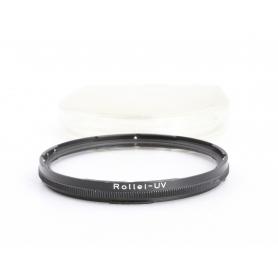 Rollei U-V Filter Germany UV Bajonett VI -0 (230315)