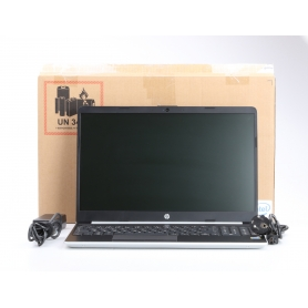 HP HP 15-dw0501ng 15,6 Notebook Intel Pentium 4417U 2,3GHz 8GB RAM 256GB SSD Intel HD Graphics 610 Windows silber (230403)
