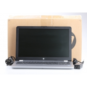 HP 250 G6 15,6 Notebook Intel Core i3-7020U 2,3GHz 8GB RAM 512GB SSD Intel HD Graphics 620 Windows 10 silber (230408)