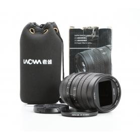 Laowa 2,8/60 2:1 Macro-Objektiv für Canon (230430)