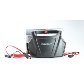 Voltcraft BC-10 Bleiakku-Autobatterie-Ladegerät 220-240V 1,2-120Ah Blei-Gel Blei-Säure Blei-Vlies schwarz (230448)