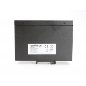 Renkforce GH-8000 Industrial Ethernet Switch LAN Verteiler Profinet 16 Port 10/100/1000MBit/s (230451)