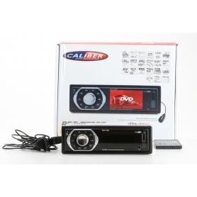 Caliber RDD773BT 3 Autoradio Freisprecheinrichtung USB SD DVD schwarz (230522)
