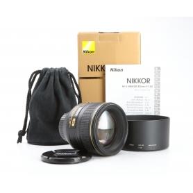 Nikon AF-S 1,4/85 G N (230586)