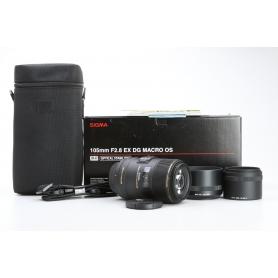 Sigma EX 2,8/105 DG Makro OS NI/AF D (230590)