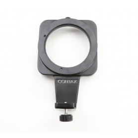 Contax Filterhalter Ring Halter Balgen Bellow Vorsatz (230568)