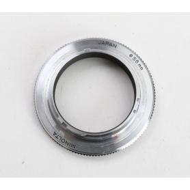 Minolta Minolta MC MD 55 mm Reversing Ring Umkehrring (230571)