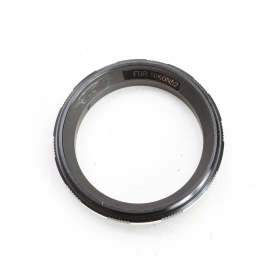 Minolta Nikon 52 mm Reversing Ring Umkehrring (230572)