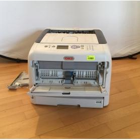 ok Oki C823dn LED-Farbdrucker Drucker LAN Duplex USB weiß (230529)