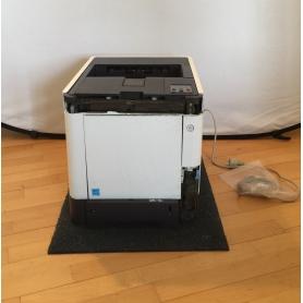 Kyocera ECOSYS P6130cdn Farblaser-Drucker A4 30S/min 9600x600dpi Duplex LAN USB grau (230530)