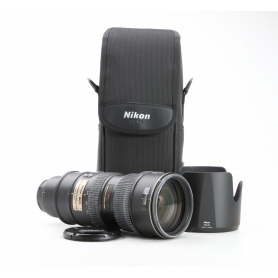 Nikon AF-S 2,8/70-200 G IF ED VR (230666)