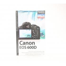Bildner Canon EOS 600D / Franzis Foto Pocket ISBN 9783645601221 / Buch Christian Haasz (230595)