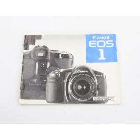 Canon Canon EOS 1 Anleitung Deutsche Ausgabe (230611)