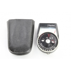 Capital TK-72 Belichtungsmesser Light Meter (230629)