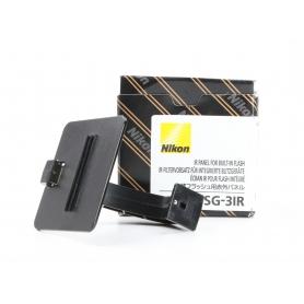 Nikon IR-Filtervorsatz für integrierte Blitzgeräte SG-3IR (230642)