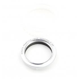 Konica Praktica Lens Adapter 2 AR (230703)