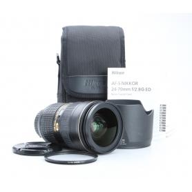 Nikon AF-S 2,8/24-70 G ED (230775)