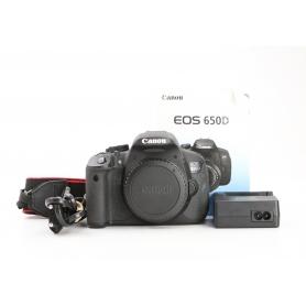 Canon EOS 650D (230807)