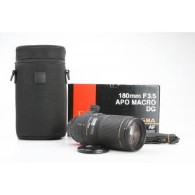 Sigma EX 3,5/180 APO DG Makro HSM NI/AF (230822)