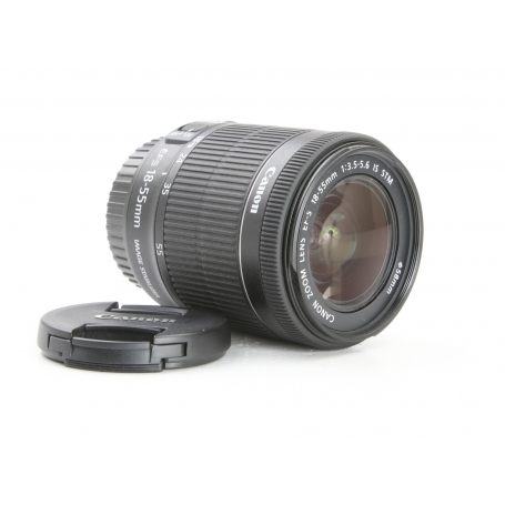 Canon EF-S 3,5-5,6/18-55 IS STM (230849)