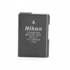 Nikon Li-Ion-Akku EN-EL14 (206862)