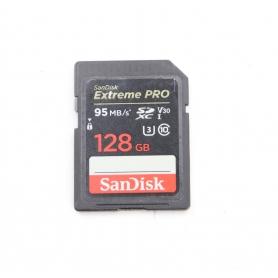 Sandisk SD Karte 128GB 95 MB/s Extreme PRO (221647)