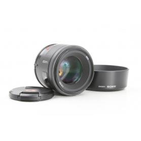 Sony AF 1,4/50 (231012)