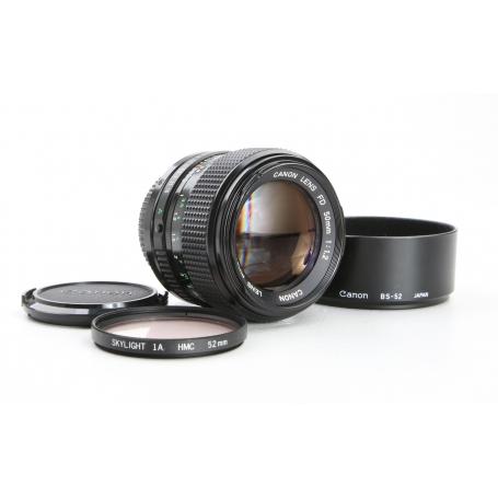 Canon FD 1,2/50 (231093)
