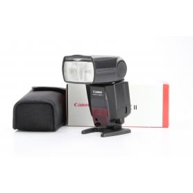 Canon Speedlite 580EX II (231130)