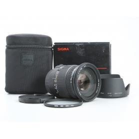 Sigma EX 2,8/17-50 DC IF HSM Für Sony/Minolta (231138)
