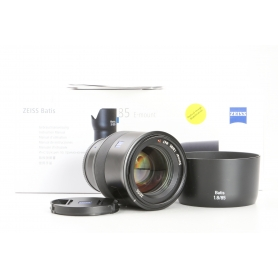 Zeiss Batis 1,8/85 Sony E-Mount (231144)