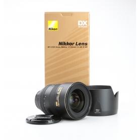 Nikon AF-S 2,8/17-55 G ED DX (231148)