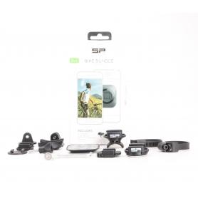 SP Connect Bike Bundle Universal Smartphone-Lenkerhalter Handyhalterung Fahrrad Motorrad schwarz (231118)